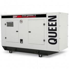Генератор Genmac Queen G130 DSA|104/109.6 кВт (Италия)