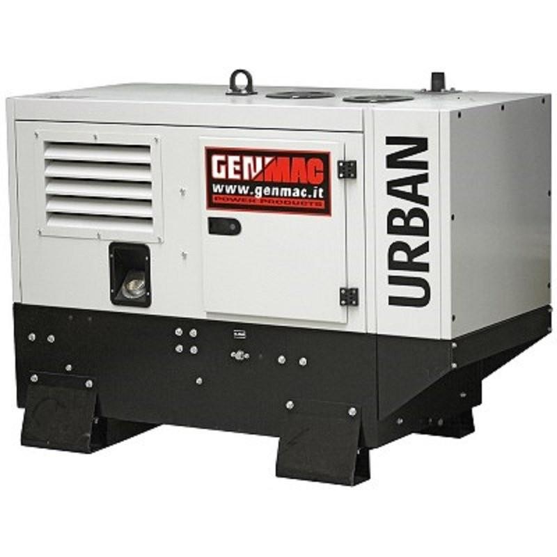 Генератор Genmac Urban RG7KSM|6.5/7.2 кВт (Италия)