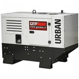 Генератор Genmac Urban G13500YSM|12.1/13.3 кВт, (Италия)