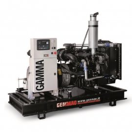 Генератор Genmac Gamma G130IOA|95/105 кВт, (Италия)