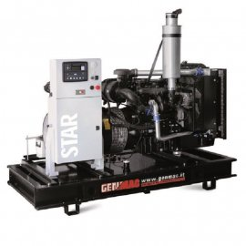 Генератор Genmac Star G200DOA|160/176 кВт, (Италия)