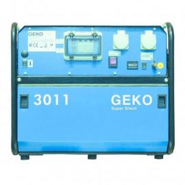 Генератор GEKO 3011 E-AA/HHBA SS | 3/3,3 кВт, Германия