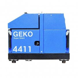 Генератор GEKO 4411E-AA/HHBA SS   3,7/4 кВт, Германия