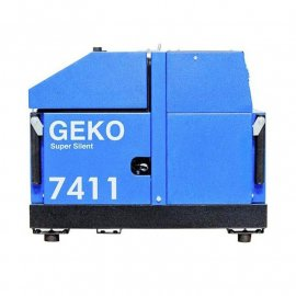 Генератор GEKO 5411ED-AA/HHBA   5,2/5,78 кВт, Германия