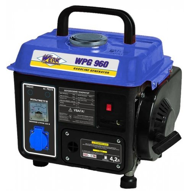 Генератор Werk WPG960 | 0,65/0,8 кВт (Китай)