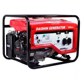 Генератор Daishin SGB7001Ha | 5/5,5 кВт (Япония)