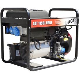 Генератор AGT 12501 HSBE R16 | 8,6/9,6 кВт (Румыния)