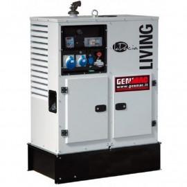 Генератор Genmac Living RG12000KS|12 кВт, (Италия)