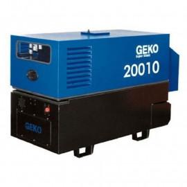 Генератор GEKO 20010 ED-S/DEDA SS