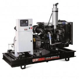 Генератор Genmac Gamma GAS G105GO LPG|39/90 кВт, (Италия)