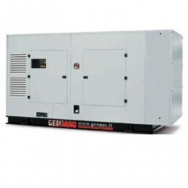 Генератор Genmac Queen GAS G40GS LPG 11/36 кВт, (Италия)