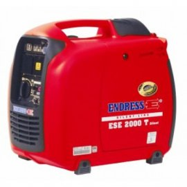 Генератор инверторный Endress ESE 2000 T | 1,35/1,65 кВт (Германия)