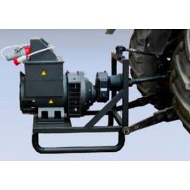 Генератор тракторный ВОМ Agrovolt 38 | 30,4 кВт (Польша)