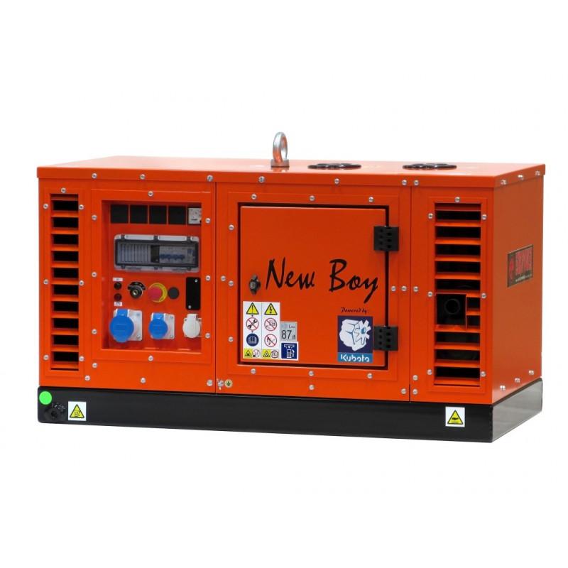 Генератор Europower EPS73DE | 6/7 кВт (Бельгия)