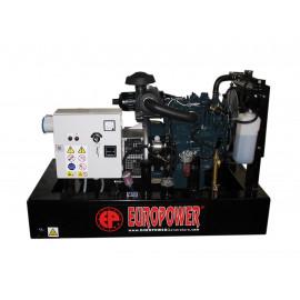 Генератор Europower EP193DE | 16,2/17,8 кВт (Бельгия)