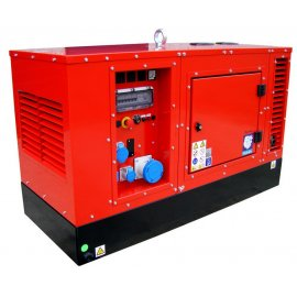 Генератор Europower EPS16DE | 16/18 кВт (Бельгия)