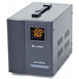 Стабилизатор напряжения Luxeon LDS-1500VA SERVO | generator.ua | 1,05 кВт Китай