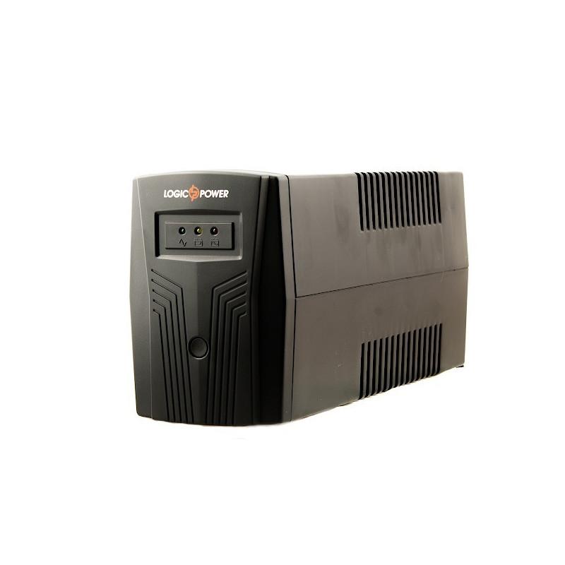 ИБП LogicPower 500VA-P | generator.ua | 0.3 кВт Китай