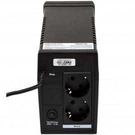ИБП LogicPower LPM-700VA-P | generator.ua | 0.49 кВт Китай