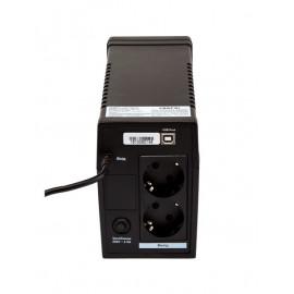 ИБП LogicPower 650VA-P | generator.ua | 0.39 кВт Китай