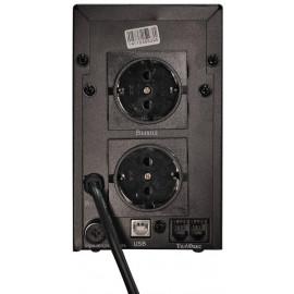 ИБП LogicPower 650VA | generator.ua | 0.39 кВт Китай