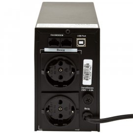 ИБП LogicPower LPM-U825VA | generator.ua | 0.58 кВт Китай
