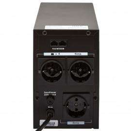 ИБП LogicPower LPM-U1550VA | generator.ua | 1,1 кВт Китай