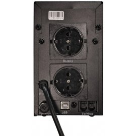 ДБЖ LogicPower UL650VA   generator.ua   0,39 кВт Китай