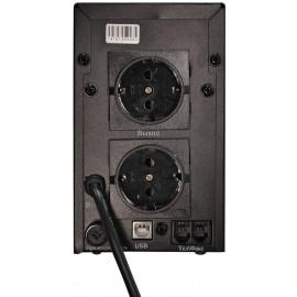 ИБП LogicPower UL650VA | generator.ua | 0,39 кВт Китай