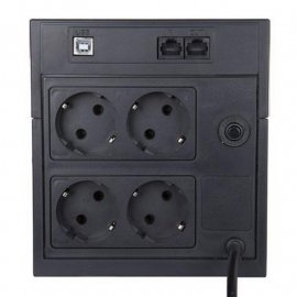 ИБП Powercom RPT-1500A Schuko | generator.ua | 0,9 кВт Тайвань