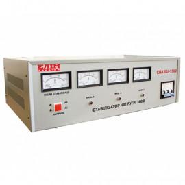 Стабилизатор напряжения ЭЛИМ-УКРАИНА СНА3Ш-1500 | 1,05 кВт (Китай)
