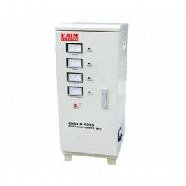 Стабилизатор напряжения ЭЛИМ-УКРАИНА СНА3Ш-6000 | 4,2 кВт (Китай)
