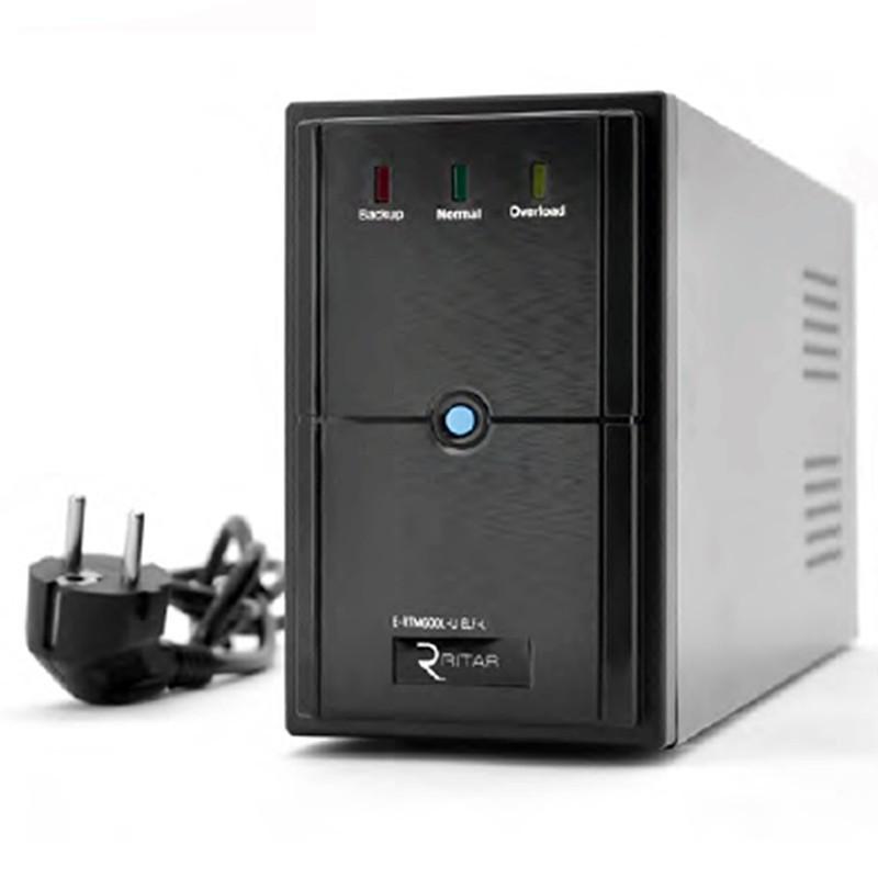 ИБП RITAR E-RTM500 ELF-L(9815) | generator.ua | 0,3 кВт Китай