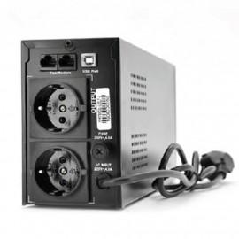 ИБП RITAR E-RTM 600L-U ELF-L | generator.ua | 0,375 кВт Китай