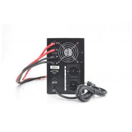 ИБП RITAR RTSW-1500 LCD 12В | generator.ua | 1,05 кВт Китай