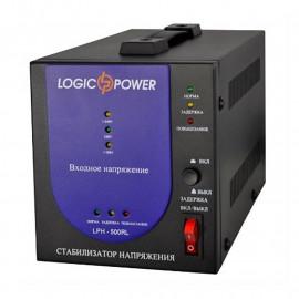 Стабилизатор напряжения LOGICPOWER LPH-500RL | 0,375 кВт (Китай)
