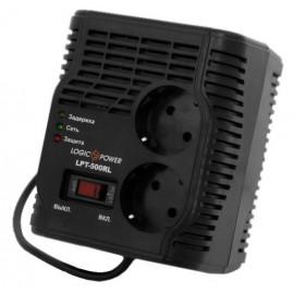 Стабілізатор напруги LOGICPOWER LPT-500RL | 0,35 кВт (Китай)