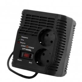 Стабилизатор напряжения LOGICPOWER LPT-800RL | 0,56 кВт (Китай)