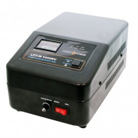 Стабилизатор напряжения LOGICPOWER LPT-W-1000RV | 0,7 кВт (Китай)
