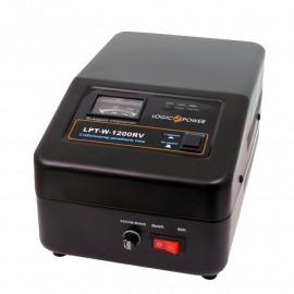 Стабилизатор напряжения LOGICPOWER LPT-W-1200RV | 0,84 кВт (Китай)