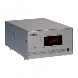 Стабилизатор напряжения LVT АСН-600 | 0,6 кВт (Украина)