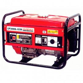 Генератор Glendale GP3000L-GEM I 2.7/3 кВт, Тайвань