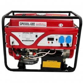 Генератор Glendale GP6500L-GEE/3 АКБ | 6.5/7.2 кВт, Тайвань