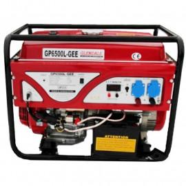 Генератор Glendale GP6500L-GEE/1 AKБ | 6/6.5 кВт, Тайвань