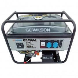 Генератор GEWILSON GE4900Е | 3/3.3 кВт, Китай