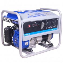 Генератор GEWILSON LD3000 | 2.8/3 кВт, Китай