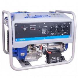 Генератор GEWILSON LD7500Е | 6/6.5 кВт, Китай