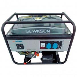 Генератор GEWILSON GE6500CX | 6/6.5 кВт, Китай