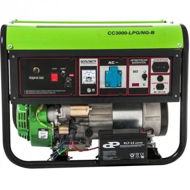 Генератор Greenpower CC3000 LPG/NG-B