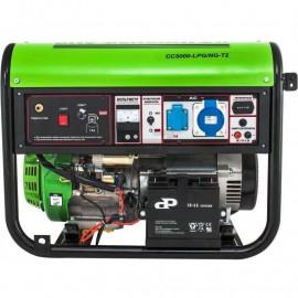 Генератор Greenpower CC5000АТ LPG/NG-Т2